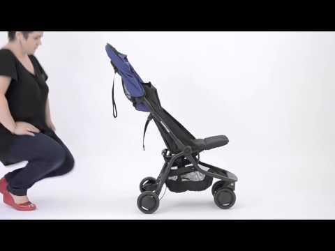 Mountain Buggy Nano - компактная прогулочная коляска (Маунтин Багги Нано)