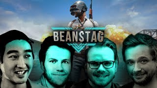 PlayerUnknown's Battlegrounds - Custom Games mit Etienne, Budi, Nils & Marco | Beanstag #22
