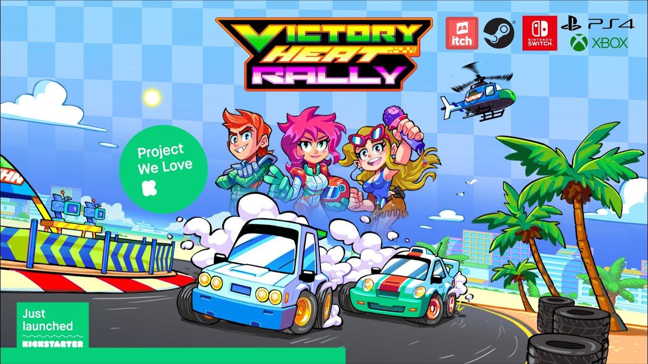 Support VHR on Kickstarter!!! 10/13/20 - 11/12/20