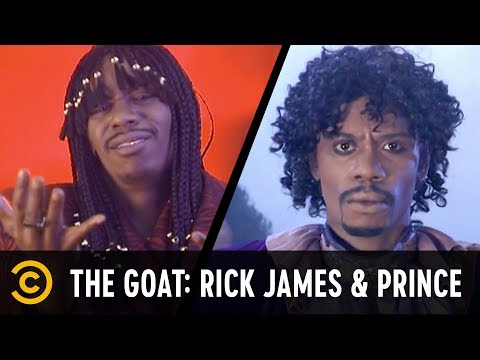 Charlie Murphy's True Hollywood Stories: Rick James & Prince