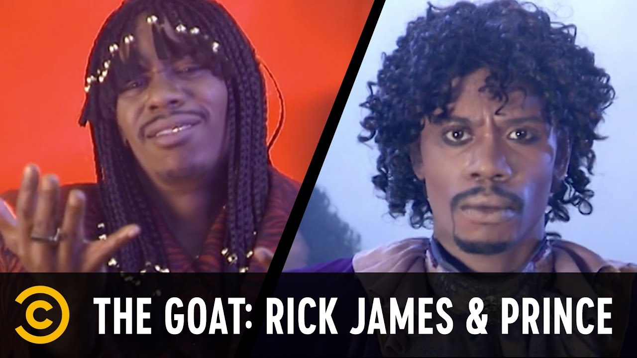 Charlie Murphy's True Hollywood Stories: Rick James & Prince – Chappelle's Show