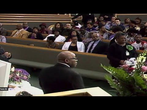Jazmine Barnes Funeral In Houston [FULL VIDEO]