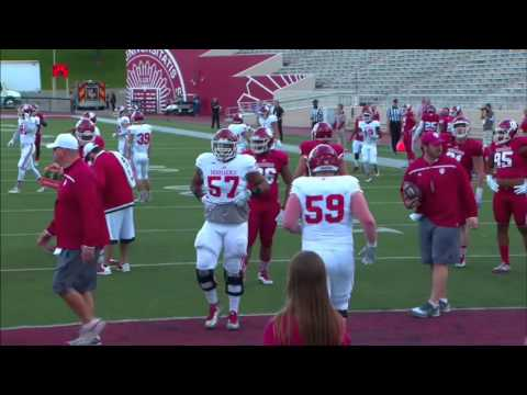 Tom Allen Interview - Indiana Spring Football