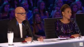 "Kechi - You are the Reason / America's Got Talent ""Champions"" - Golden Buzzer."