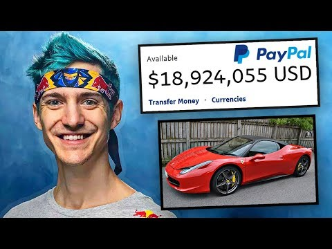 This is How Much Money Ninja REALLY Makes.