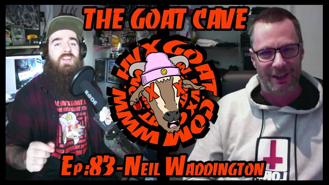 "The Goat Cave Podcast (Ep:83- Neil Waddington, ""Ride On"")"