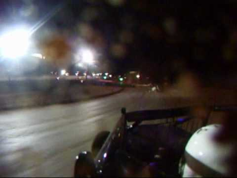 Paul Whitehead Onboard Heat 2 White Sands Speedway 7-3-10