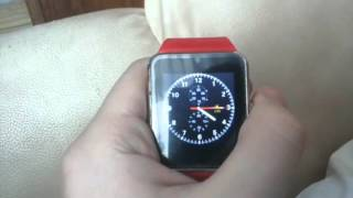 Not working touch screen on Gt08 (Smartwatch)