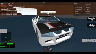 Roblox Streer Racing Unleashed My Mitsubishi has Been Reincarnated!