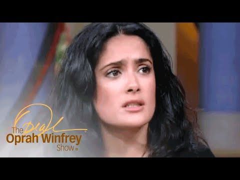 Salma Hayek's Struggle Against Being Stereotyped in Hollywood  The Oprah Winfrey   OWN