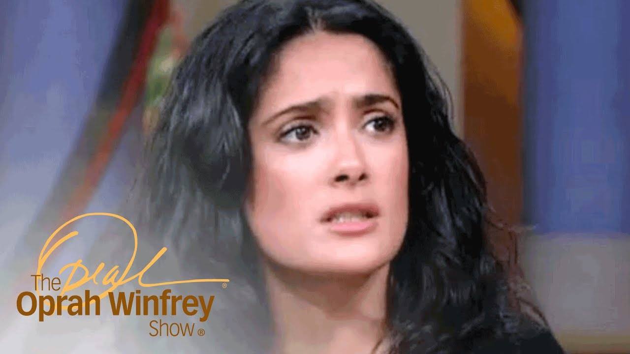 Download Salma Hayek's Struggle Against Being Stereotyped in Hollywood | The Oprah Winfrey Show | OWN