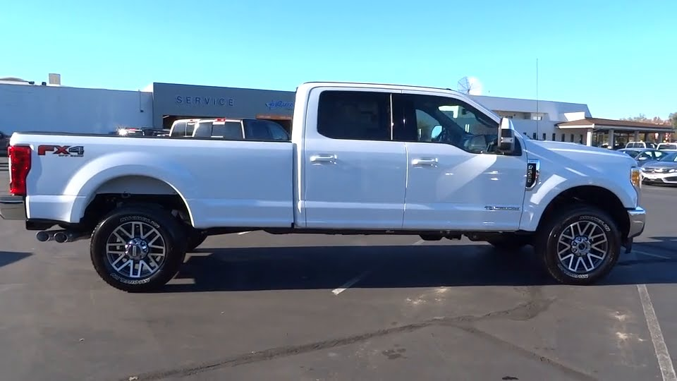Lifted 2017 F350 Dually >> 2017 FORD SUPER DUTY F-350 SRW Redding, Eureka, Red Bluff ...