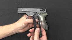 The ASP: An Early Subcompact 9mm for Sneaky People