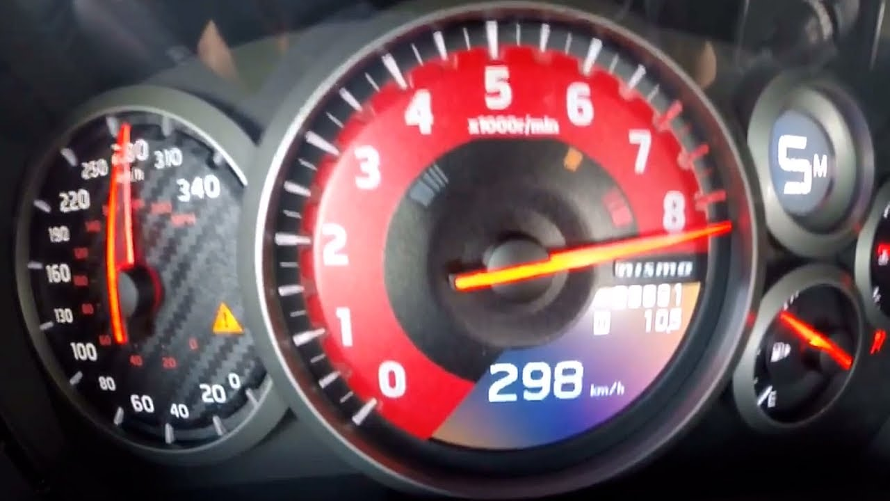 Nissan Gt R R35 2000 Hp Acceleration 0 350 Km H Youtube