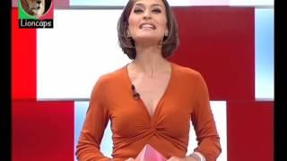 Fatima Lopes sexy nas tardes da tv
