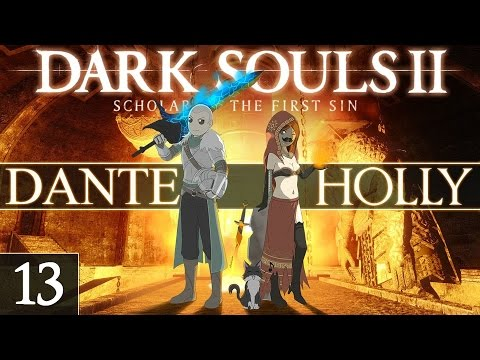 WORST BOSS EVER ► DARK SOULS 2 SOTFS CO-OP Part 13 ♦ Fume Kn