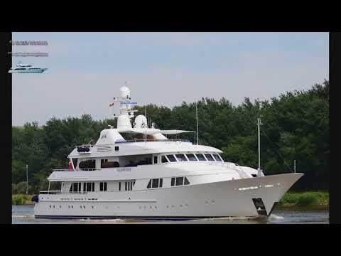 HAMPSHIRE - Yacht - Cayman Islands  (Корабли и суда мира.Слайдшоу)