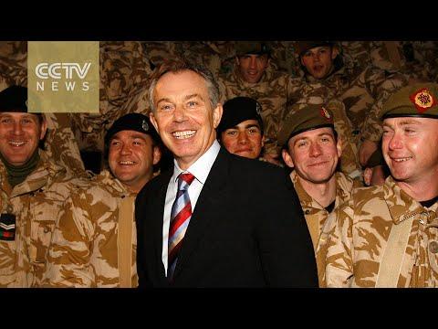 Chilcot report: Iraq war based on 'flawed intelligence'