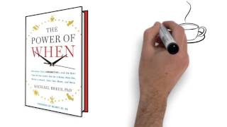 the power of when book review trailer with dr michael breus