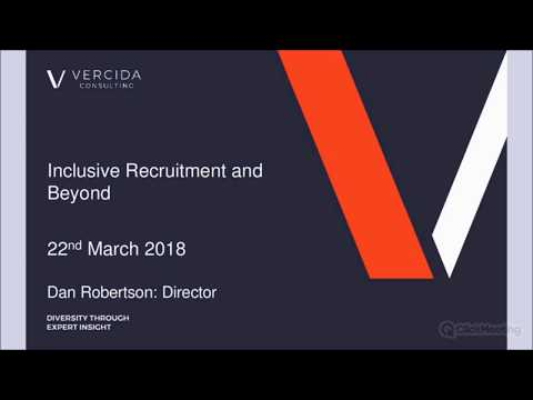 Webinar | Inclusive Recruitment and Beyond