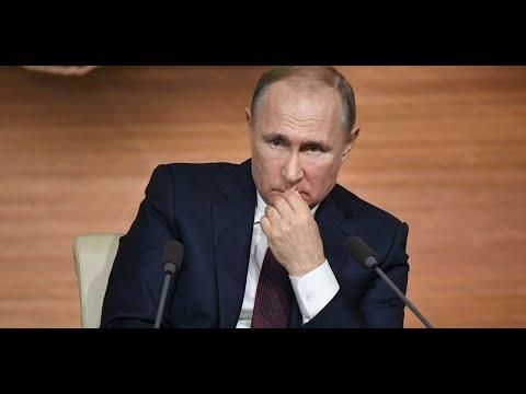 Coronavirus: Vladimir Poutine donne un coup de pouce à Donald Trump