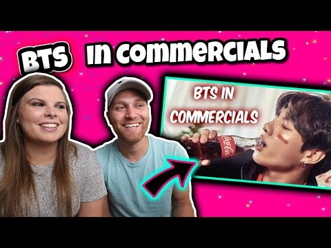 bts-in-commercials-compilation-reaction