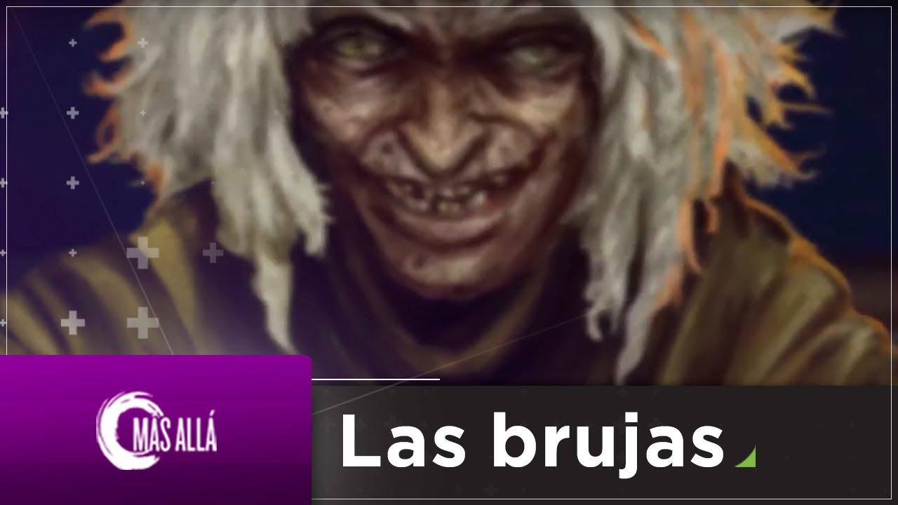 ►Más Allá | Las historias de brujas más sorprendentes  ►VIDEOS DE TERROR