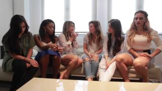 LoveThat TV: Fifth Harmony Interview
