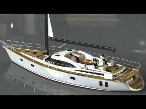 Discovery Luxury Sailing Yachts, construction