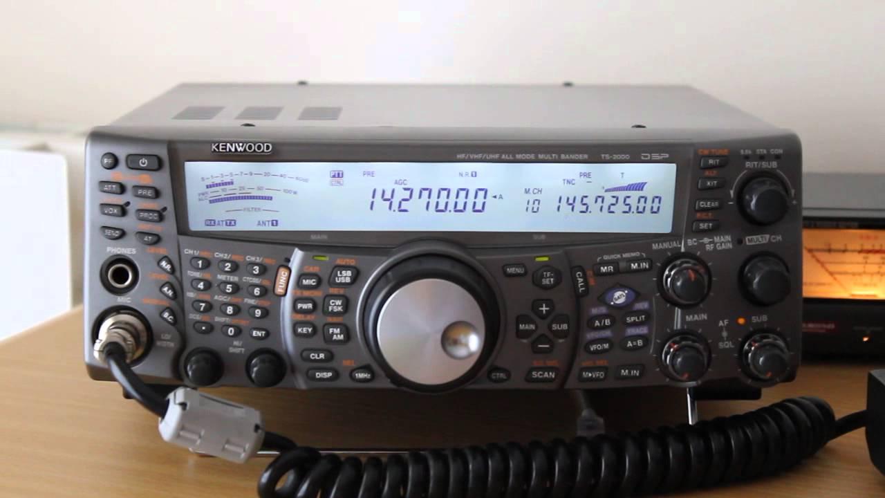 kenwood ts 2000 demo mode youtube rh youtube com TS-2000X Mods kenwood ts-2000 x service manual
