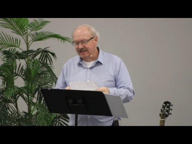 Sunday Worship Service (AUDIO ISSUES) - November 1st, 2020