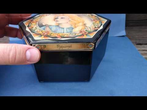 Enesco Rapunzel Music Box