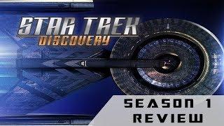 Star Trek Discovery Season 1 Review