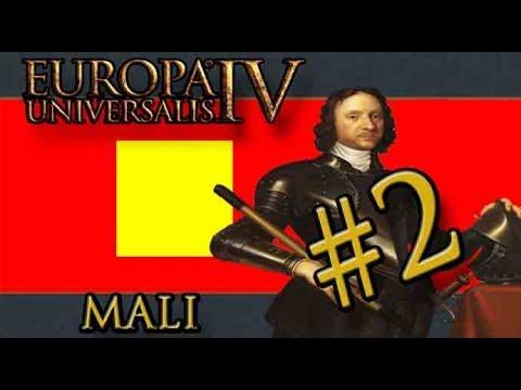 Let's Learn Europa Universalis IV – Rule Britannia -  Mali - Part 2