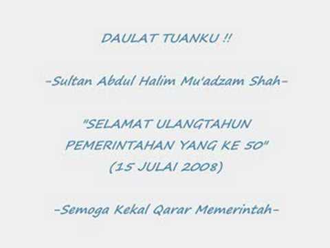 Siti Nurhaliza - Ampun Tuanku Duli Baginda