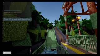 New Jurassic Park River Adventure- Universal Studios Roblox
