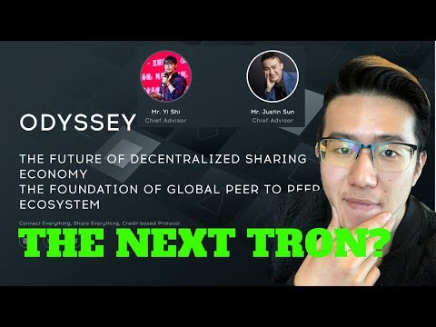 Odyssey OCN Coin Detailed REVIEW | Can OCN Match TRX Tron In Months?