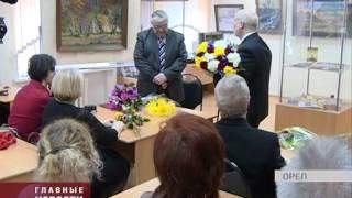 Художник Анатолий Хворостов отмечает юбилей(, 2015-02-27T15:41:13.000Z)