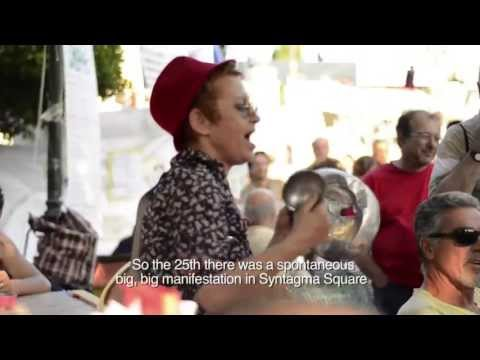 Utopia on the Horizon: Documentary on the Greek Debt Crisis