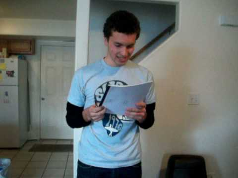 Dallin Opening His Mission Call!!