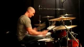 Luke - Jesus Culture - Holy Spirit (Drum Cover)