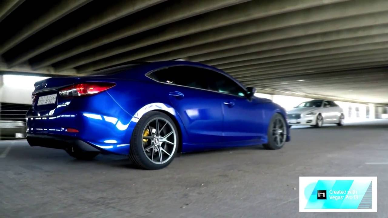 mazda 6 owner anmar siam bbs wheels mv tuning corksport youtube. Black Bedroom Furniture Sets. Home Design Ideas