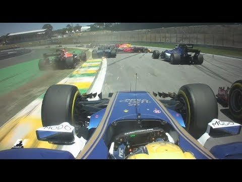 2017 Brazil Grand Prix | Best Onboards