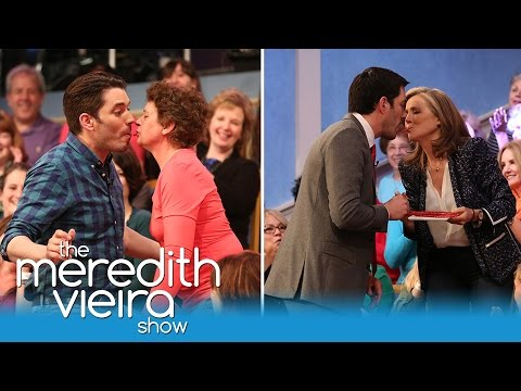 The Property Brothers Take The #TwizzlerChallenge! | The Meredith Vieira Show