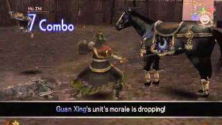 Dynasty Warriors 4 Hyper Character Unlock - Jiang Wei