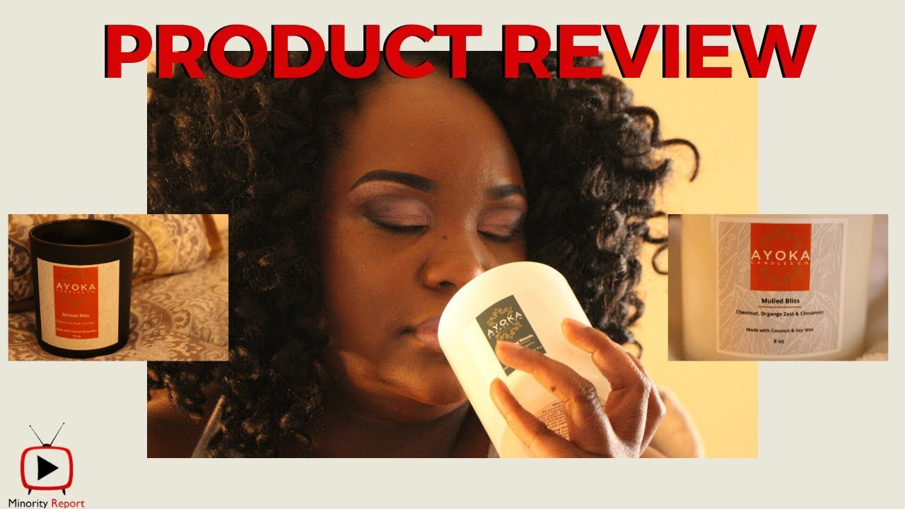 Minority Report | Ayoka Candles Product Review