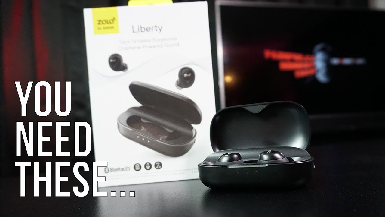 268ea35ce20 Zolo Liberty Wireless Earbuds Review - YouTube