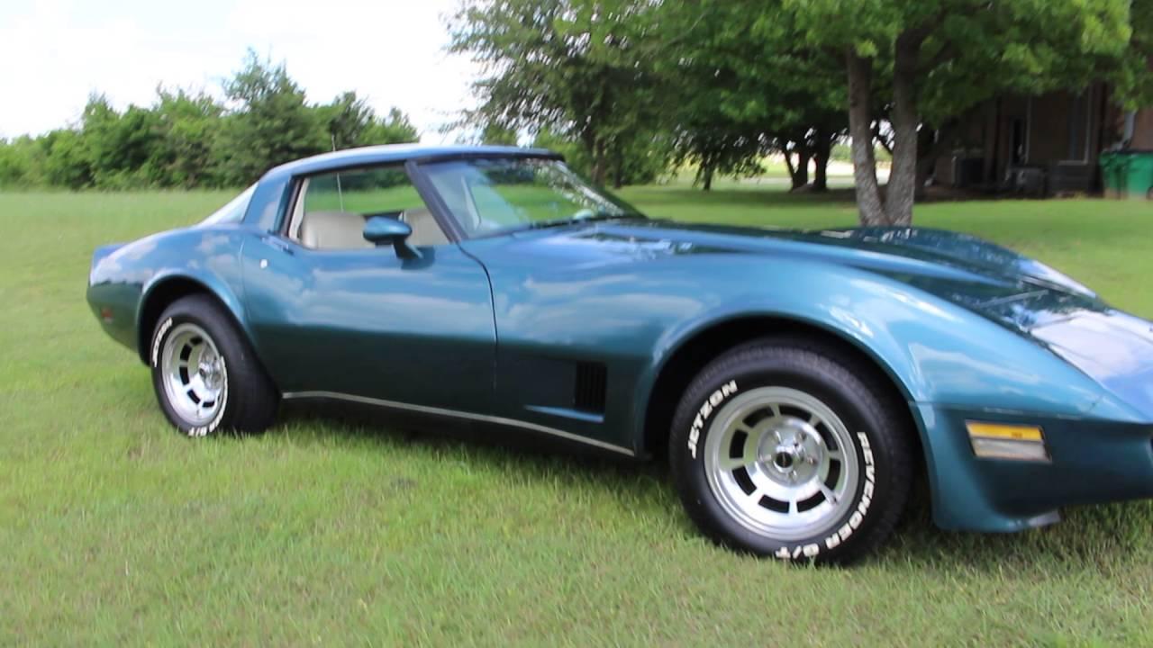 1980 Corvette For Sale >> For Sale 1980 Corvette Stingray Rare Color Combo 10995