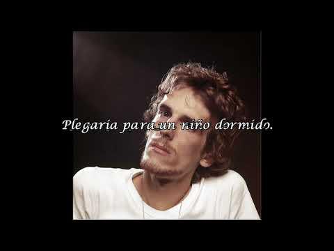 Almendra / Spinetta - Plegaria Para Un Niño Dormido (Spanish & English Lyrics + Karaoke)