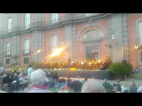 Orchestra Conservatorio S. Pietro A Majella a Capodimonte (Napoli)